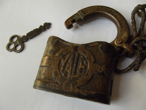 125 Best Images About Padlocks On Pinterest Antiques