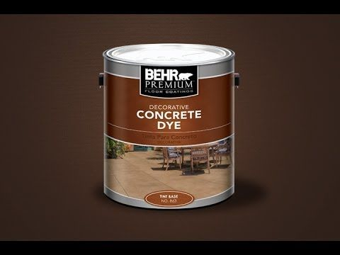 25 Best Ideas About Behr Concrete Paint On Pinterest