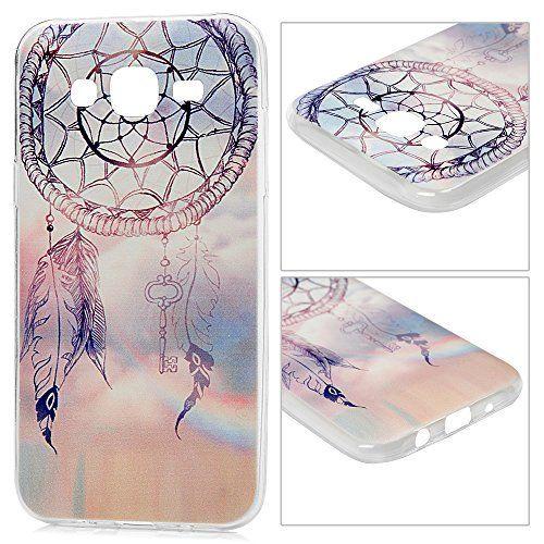 Samsung Galaxy J5 Coque Transparente de Illustration Originale en TPU Souple…