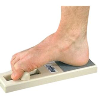 Se usa para tratar una variedad de dolencias comunes de los pies, incluyendo la fascitis plantar y el síndrome de espolón del talón. Archxerciser tiene una variedad de aplicaciones. Útil para el tratamiento del pie y el tobillo después de la cirugía, sino que también mejora de los atletas y bailarines que saltan rendimiento y actúa como una ayuda preventiva contra el dolor de pies para aquellos que están de pie durante períodos prolongados.