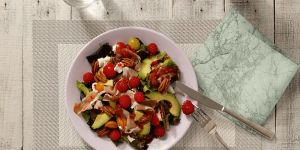 salade met pasham - Google zoeken