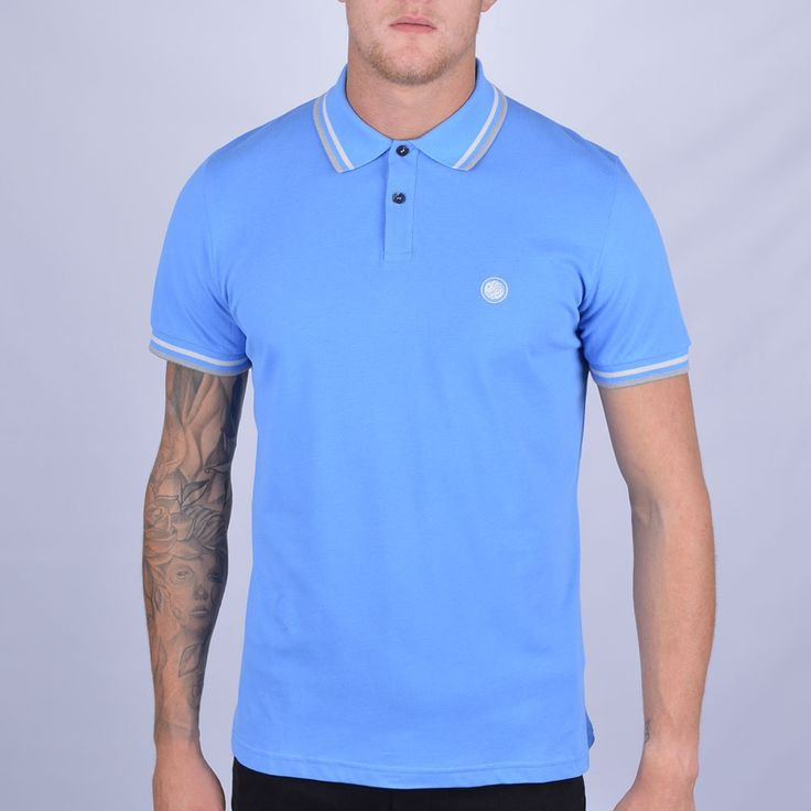 mens tipped polo shirts - Google Search