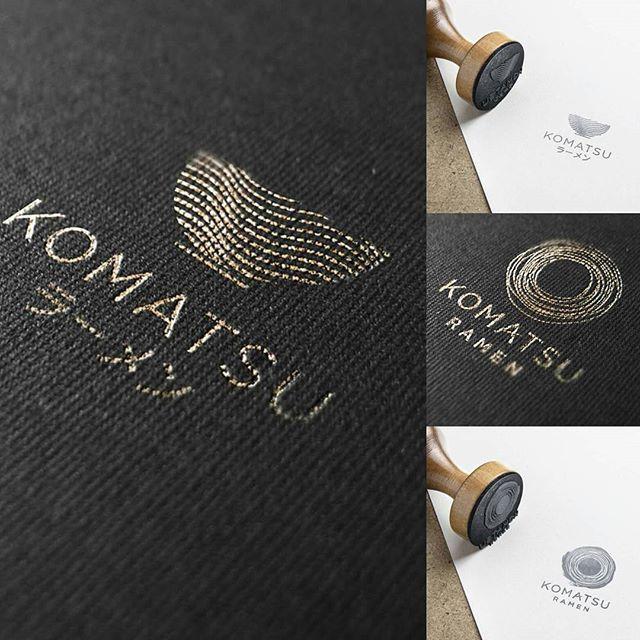 Komatsu Ramen -- Coming to Kansas City, MO → Komatsu Ramen logo concepts…