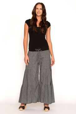 Flare Trouser Punky Grey