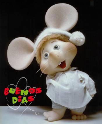 Buenos Días! ¿Quien se acuerda de este adorable personaje?