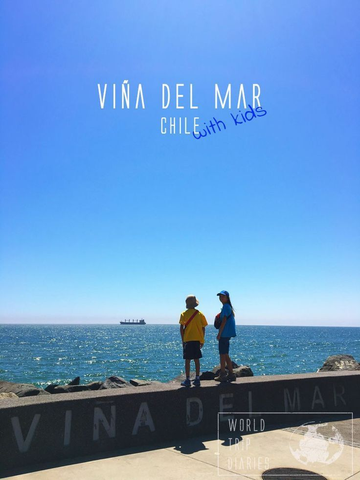 Vi�a del Mar and Valpara�so are great day trips from Santiago (Chile), but we spent 2 weeks there! - World Trip Diaries