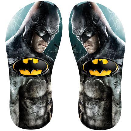 Estampa para chinelo Batman 001073 - Customize Transfer