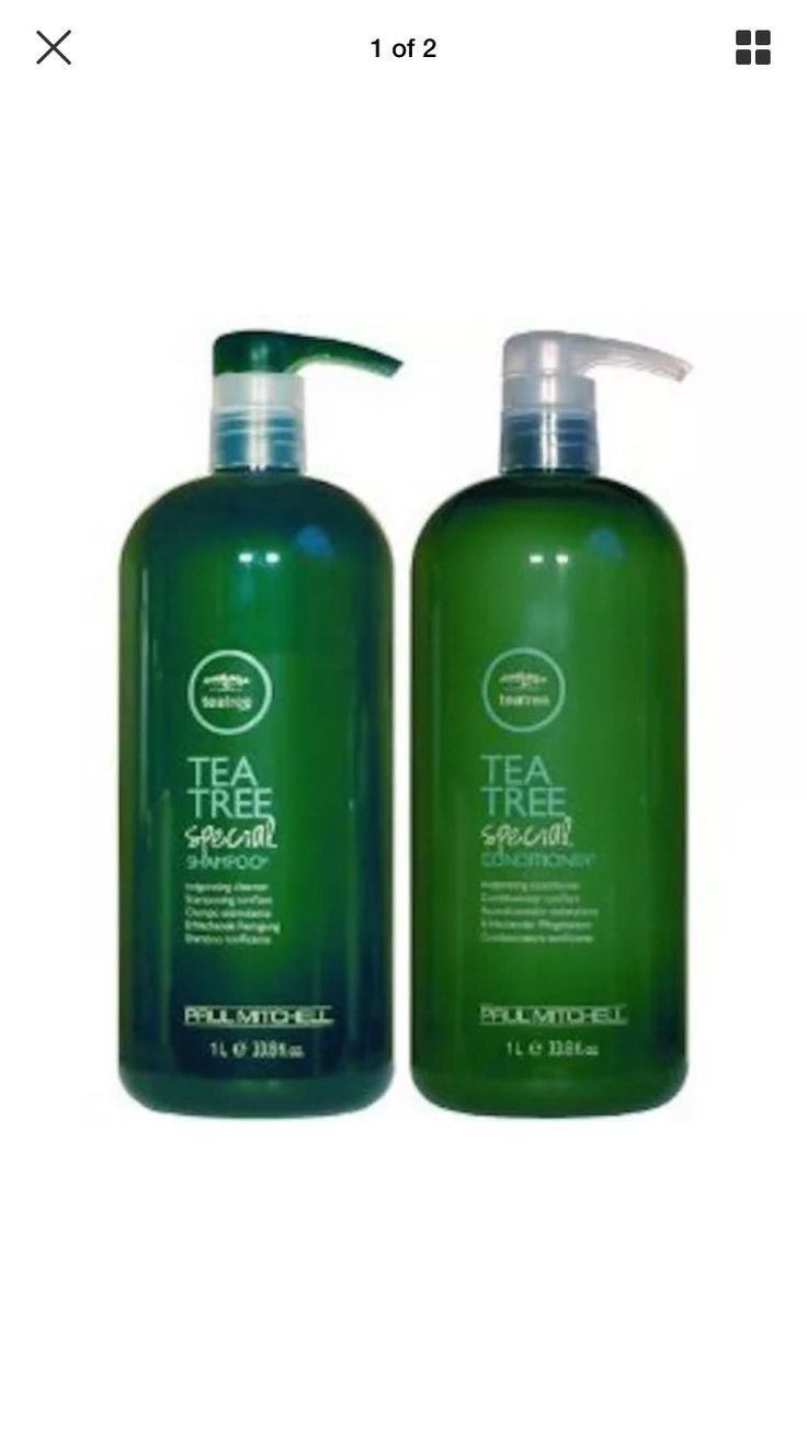Paul Mitchell Tea Tree Special Shampoo & Conditioner 33.8 Oz