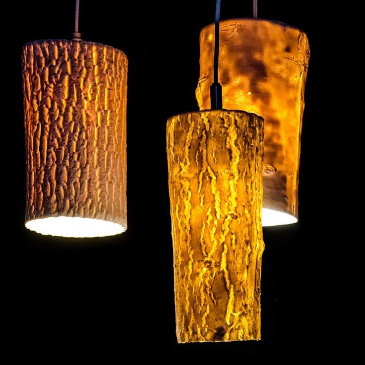 Керамические светильники Forest Lights