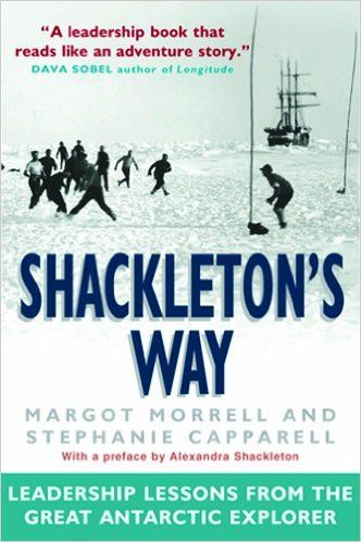 essay leadership lessons from the shackleton expedition What we can learn about community leadership from sir i think there are many lessons shackleton and the imperial trans-antarctic expedition, leadership.