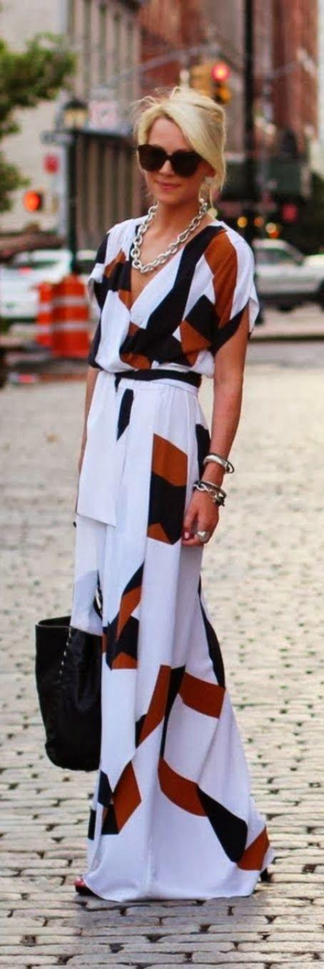 Fabulous Maxi Dress Fashion