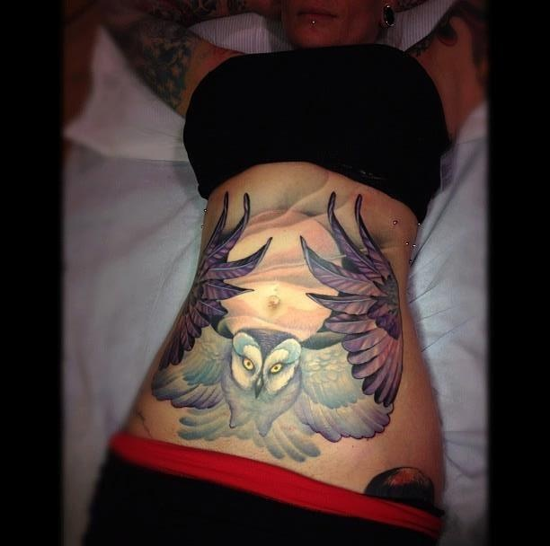 Will Tattoo Cover Stretch Marks