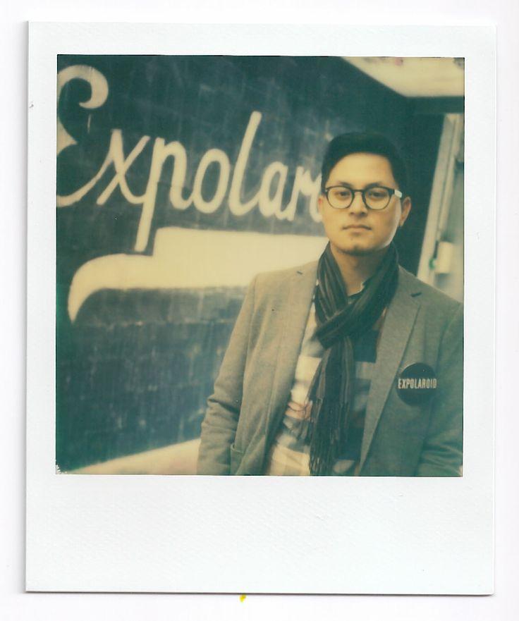 Antoine Expolaroid 2014