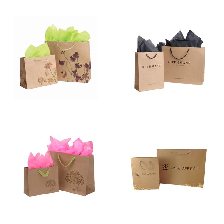 Personalized Printed kraft paper shopping bag wholesale  http://www.cywpackaging.com/