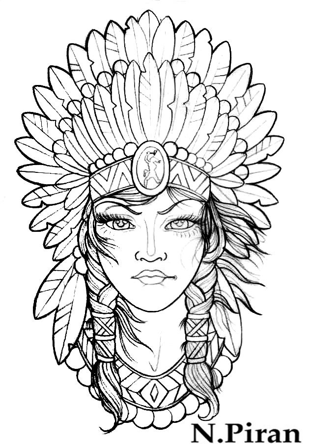 natalie coloring pages - photo#47