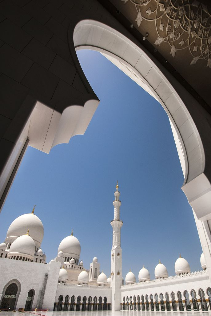 Grand Mosque Kuwait The Grand Mosque Is The Largest And
