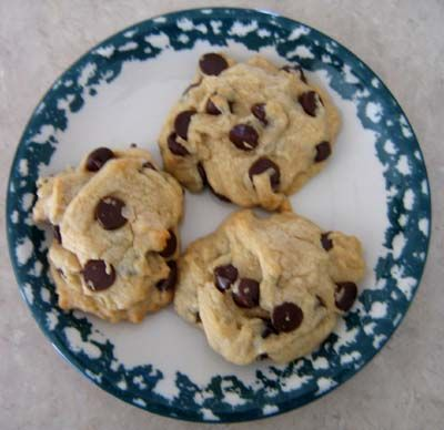 Chocolate cookies recipe without baking powder