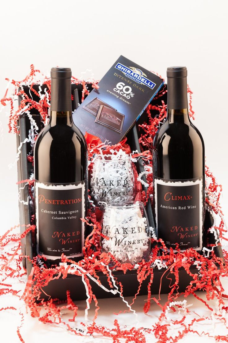 Ravishing Reds Wine Gift Set, 2 x 750 mL