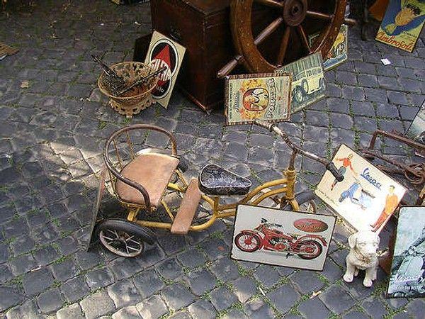 Mercatino dell'usato e dell'artigianato a Civitanova Marche - Online Vintage