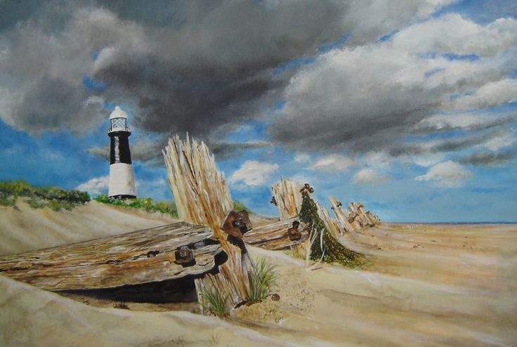 """Storm Brewing"" by Eileen Frost"