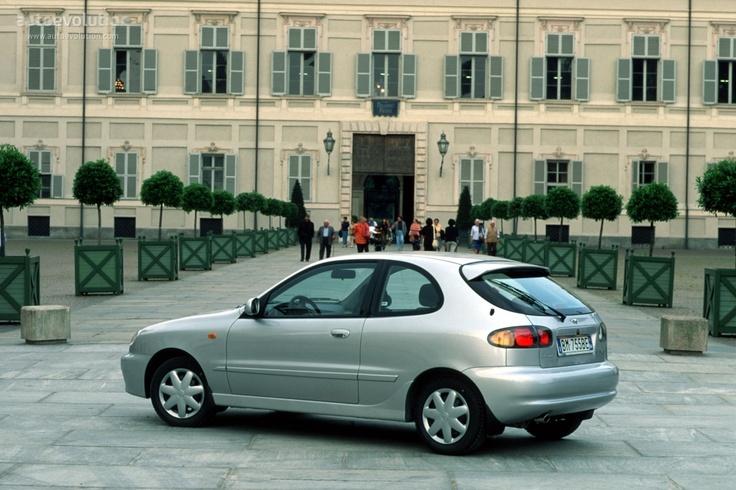 DAEWOO Lanos Hatchback 3 Doors