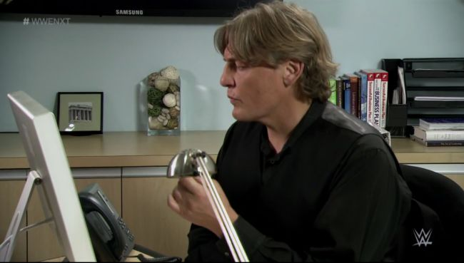 Here Are William Regal's Essential Notes On Becoming A ProWrestler