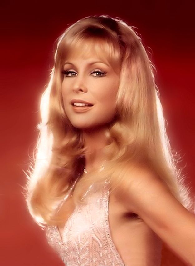 Barbara eden nude photo hot one!