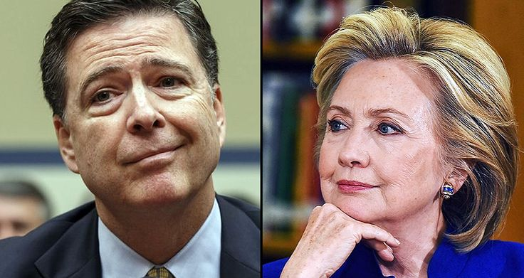 There are a lot of questionable connections involving FBI Director Comey, ties…