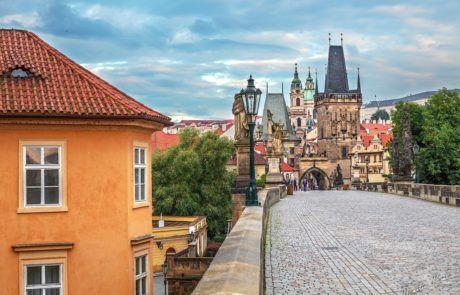 Praha - Karlův most | Prague Charles bridge