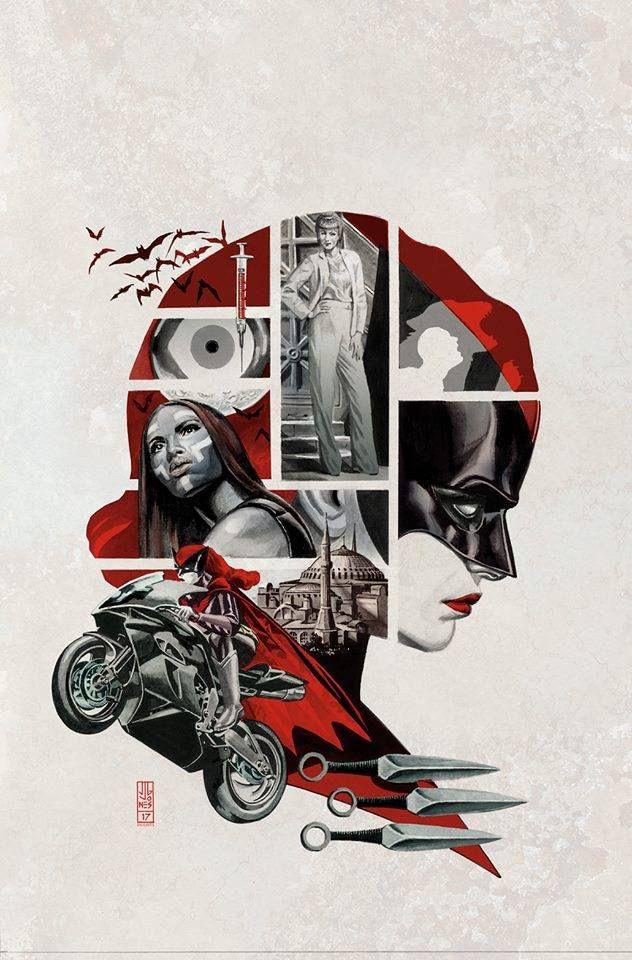 Batwoman by J. G. Jones