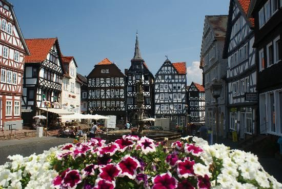 Fritzlar, Germany  Lived here for 2 years