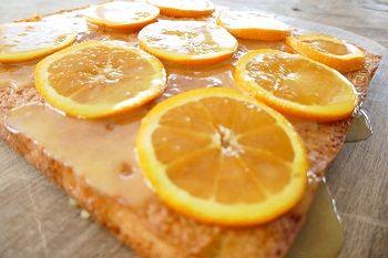 taart-met-sinaasappelglazuur