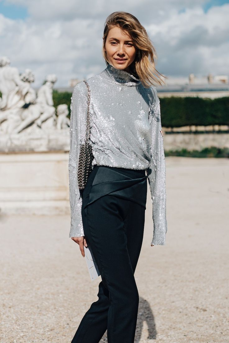 How to be Parisienne: best Paris Fashion Week streetstyle looks - VOGUE Nederland