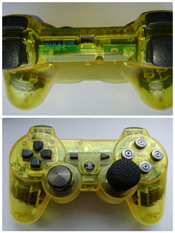 PS3 PlayStation 3 custom controller