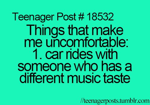 Apparently Everyone I Know Is Passionate About Different Music Than Me ... How The Heck Did That Happen???