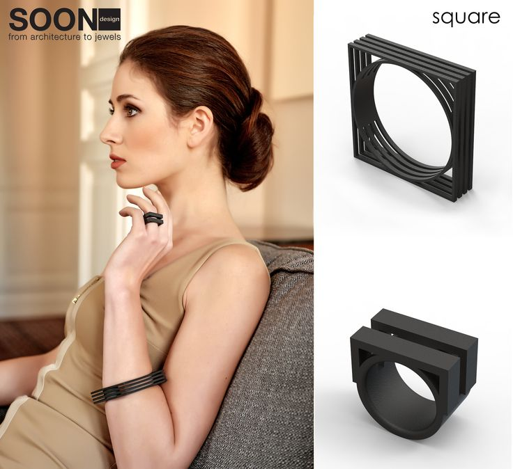 SOON DESIGN JEWELS - SQUARE BRACELET AND RING - https://www.shapeways.com/model/2950291/square-ring-size-7.html?li=aeTabs&materialId=54 https://www.shapeways.com/model/2950251/square-bracelet.html?li=aeTabs&materialId=54