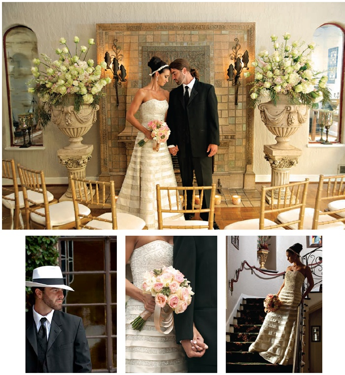 From The Tuscany Tribute Signature Style Series In Alabama Weddings Magazine