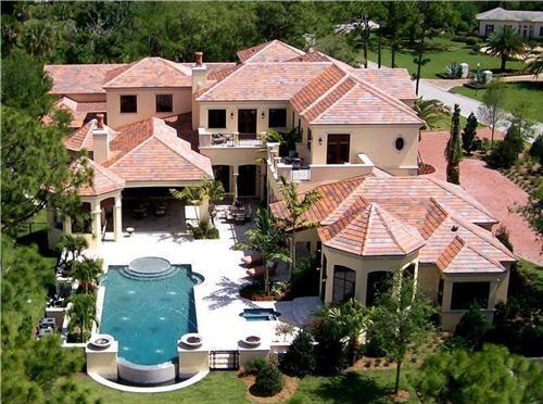 My new goal haha: Architecture House, Sweet, Dream, Florida, Garden, Design