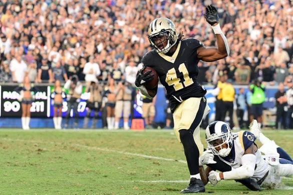 2017 NFL Running Back Workloads: Week 12 Review - Dom Murtha