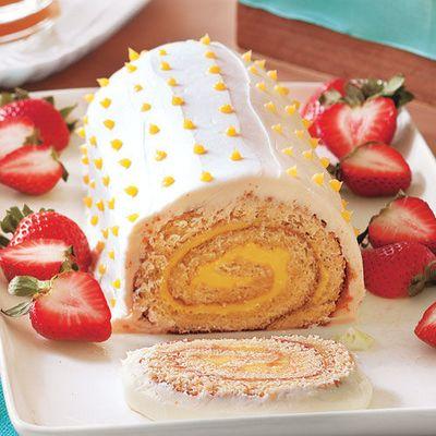 Lemon Roulade < Easter dinner - AllYou.com