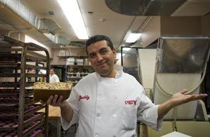 "Buddy Valastro is the owner of Carlo's Bakery and the star of TLC's shows ""Cake Boss,"" ""Kitchen Boss"" and ""Cake Boss: Next Great Baker,"" Valastro, who prepares the traditional Italian-American dish pizza rustica for Easter, says his family prefers to eat the dish out of the oven, as opposed to the norm of eating it at room temperature for lunch or brunch."