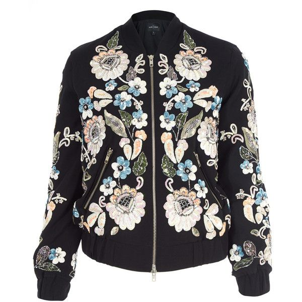 Best 25+ Embroidered Bomber Jacket Ideas On Pinterest ...