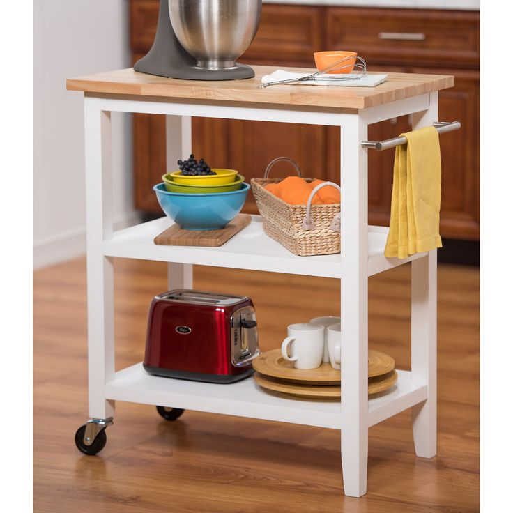 Crosley Roots Rack Industrial Kitchen Cart In Natural: 1000+ Ideas About Kitchen Carts On Pinterest