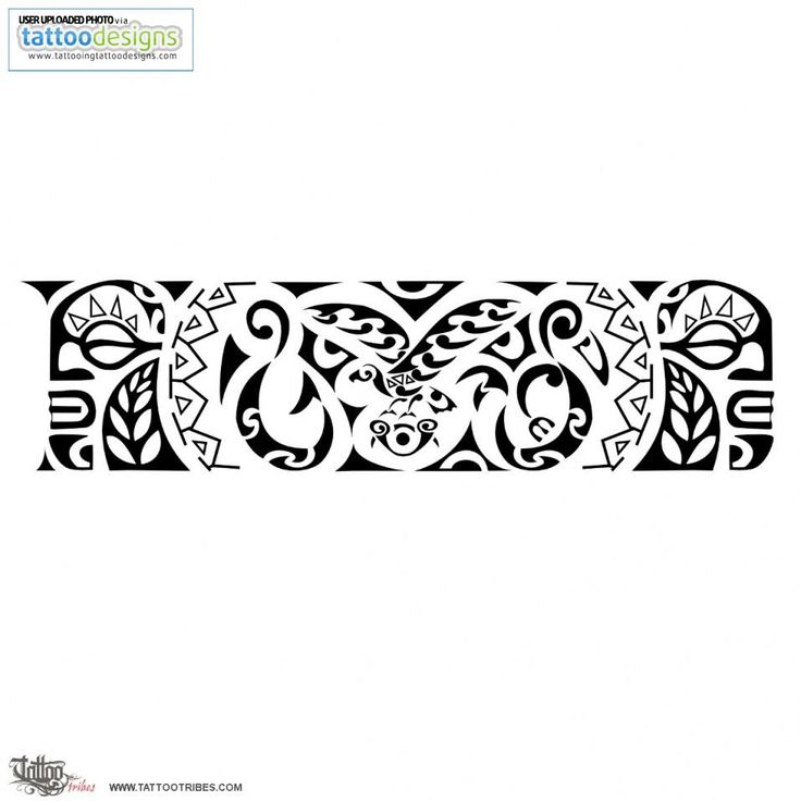 Beautiful Armband Tattoo Design and information related to it.