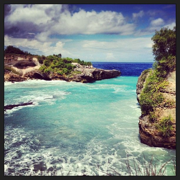 Lembongan Island di Klungkung, Bali
