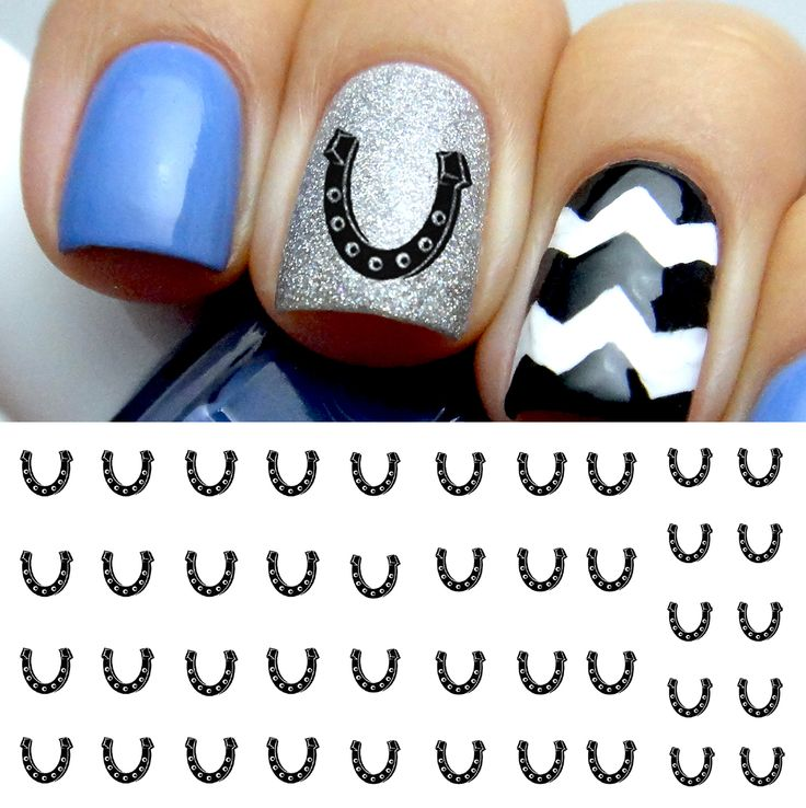10 best Country & Western Nail Art Decals images on Pinterest | Nail ...