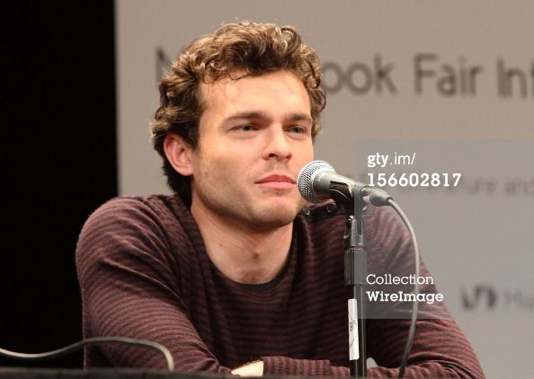 Alden Ehrenreich - Oh to be 20 years younger... LOL