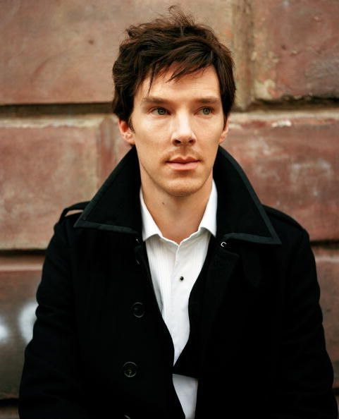 Benedict Cumberbatch. So I just started watching Sherlock on Netflix. Great, now I have a new obsession.
