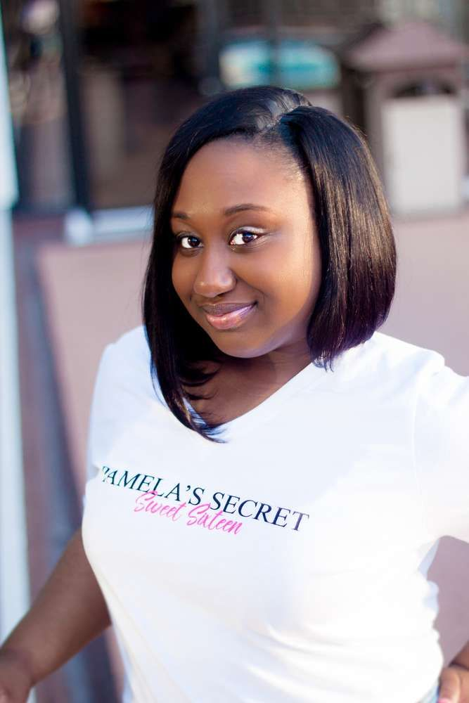 Pamela's Secret Sweet Sixteen | CatchMyParty.com