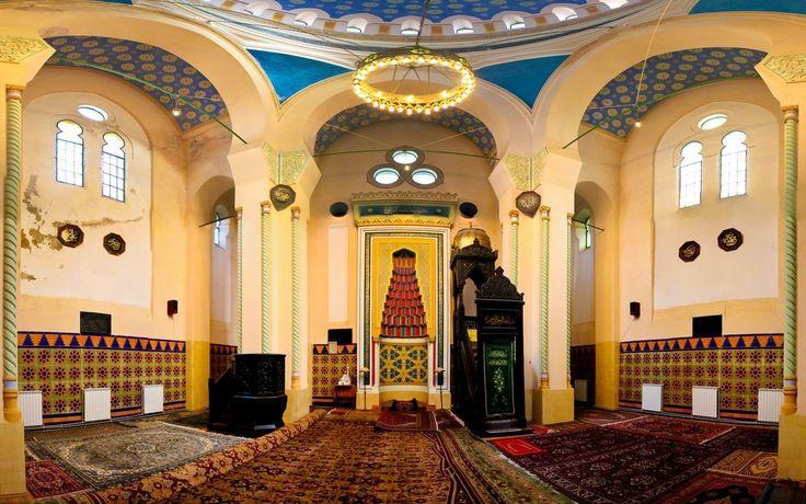 tatar mosque in constanta - romania (interior)